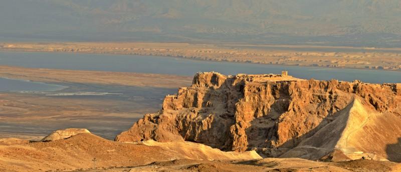 masada mar muerto desierto del Negev